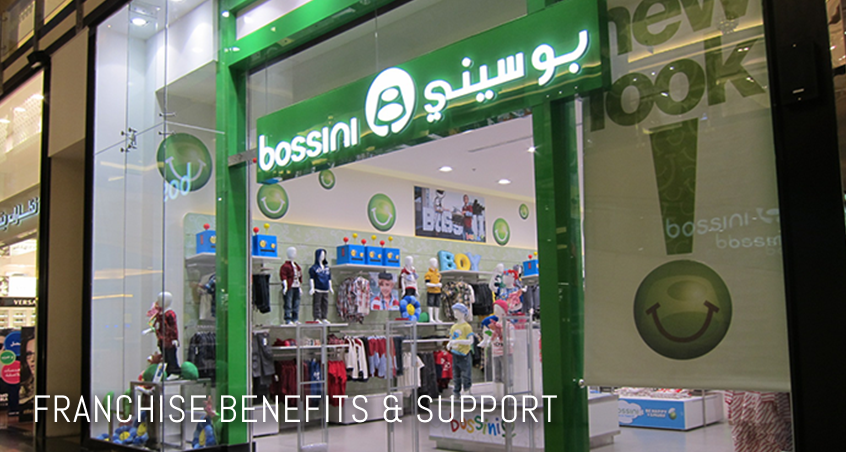 Franchise Benefits   Support